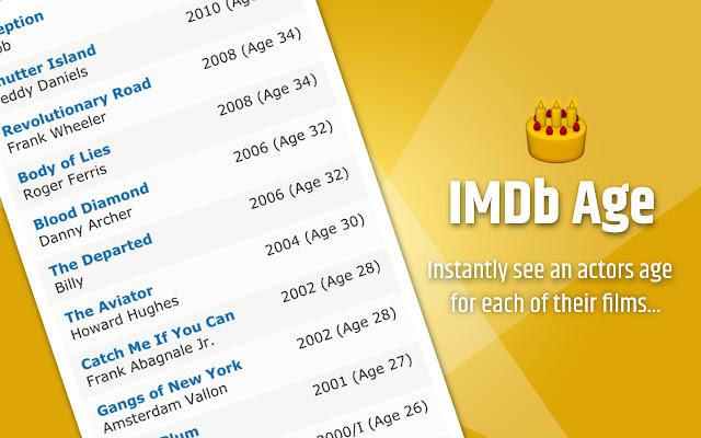 IMDb Age