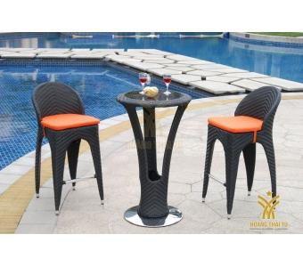 bàn ghế ngoài trời cho khu resort giá rẻ