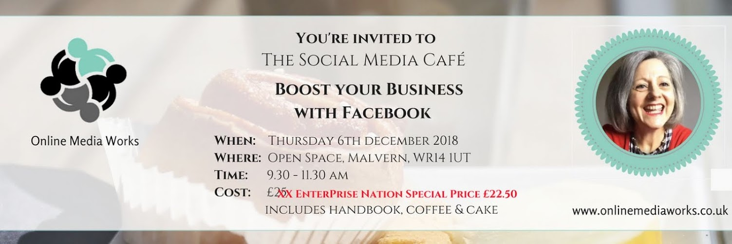 EN Boost your Business with Facebook