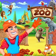Safari Zoo Builder: Animal House Designer & Maker