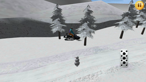Winter Drive 3D