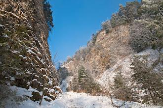 Photo: Zima w Wąwozie Szopczańskim