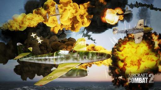 Aircraft Combat 2:Warplane War|玩動作App免費|玩APPs