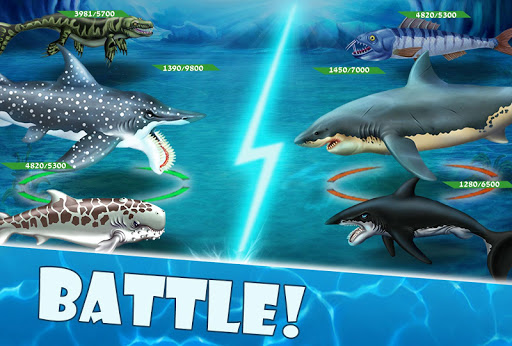 Shark World apkmr screenshots 2