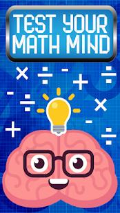 Test Your Math Mind - náhled