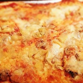 Tortilla Pizza.