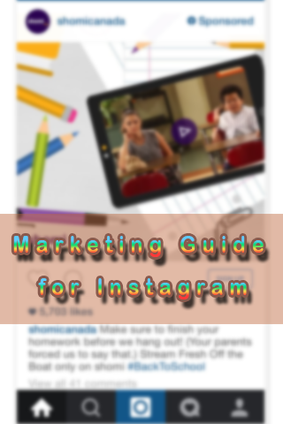 Marketing Guide for Instagram