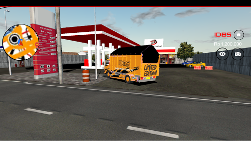 IDBS Indonesia Truck Simulator 2.1 Cheat screenshots 2