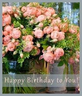Birthday Cards for Facebook - náhled