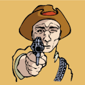 Cowboy Shoot -western criminal