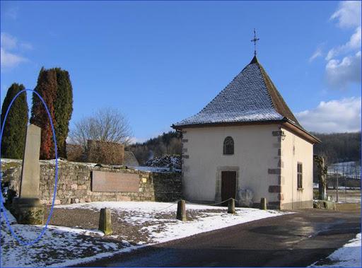 photo de Chapelle d'Annegray