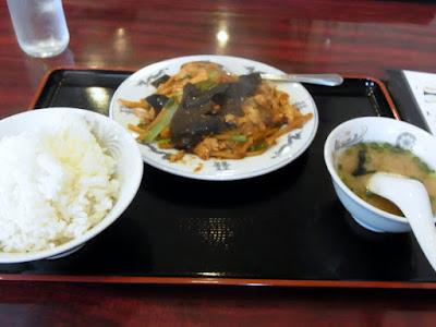 台湾料理 美佳楽