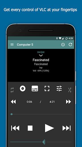 VLC Mobile Remote - PC & Mac 1.8.2.6 screenshots 1