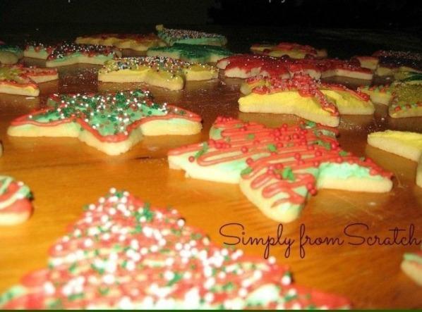 Lizzy's Sugar Cookies Recipe