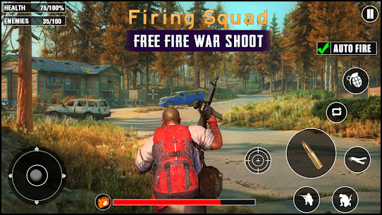 Firing Squad Free War Shoot Fire Battleground 1
