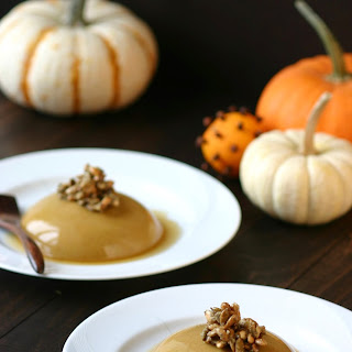 Pumpkin Panna Cotta Recipes