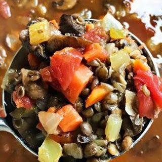 30-Minute Easy Lentil Soup Recipe