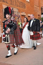 Photo: Larkin's on the River A Scottish Wedding - 4-09 - Greenville, SC ~ Photo by Hollie ~ http://hkussmaulphotography.com