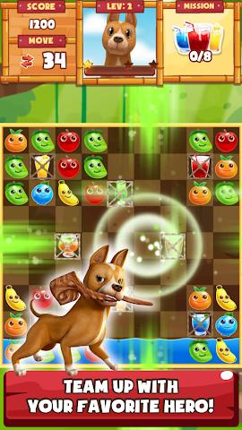 android Tong Daeng Fruity Crush Screenshot 2
