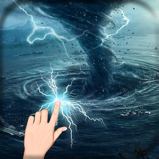 Live Lightning Storm