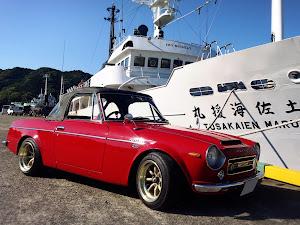 フェアレディー SR311  1969のカスタム事例画像 yurakiraさんの2019年06月16日18:59の投稿