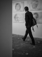 Photo: reverberation (artist - Antje Bakker)  #street #streetphotography #shootthestreet  #blackandwhite #blackandwhitephotography #bw #monochrome