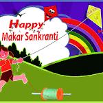 Makar Sankranti Gifs 2018 Icon