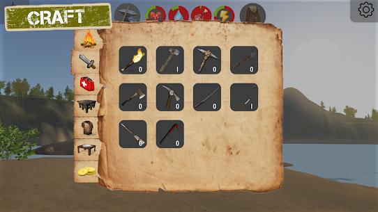 Last Island Survival Apk Mod Free Craft 4