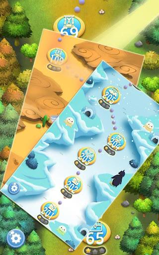 隠された宝マッチ3パズル
