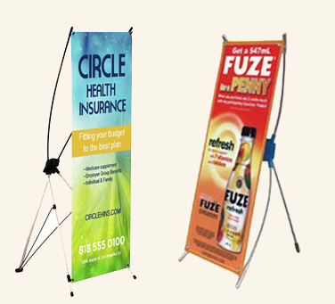 Ukuran Mini Banner