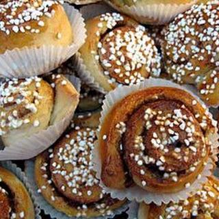 Swedish Cinnamon Buns - the