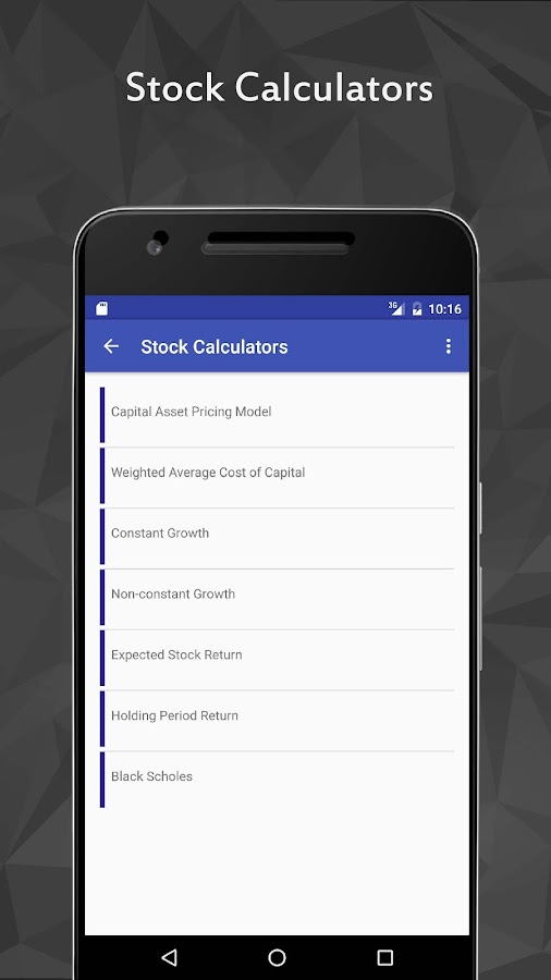 Ray Financial Calculator  Android Apps On Google Play