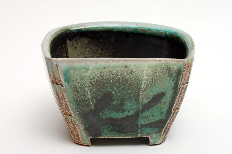 Jeff Oestreich Ceramic Footed Tea Bowl 002