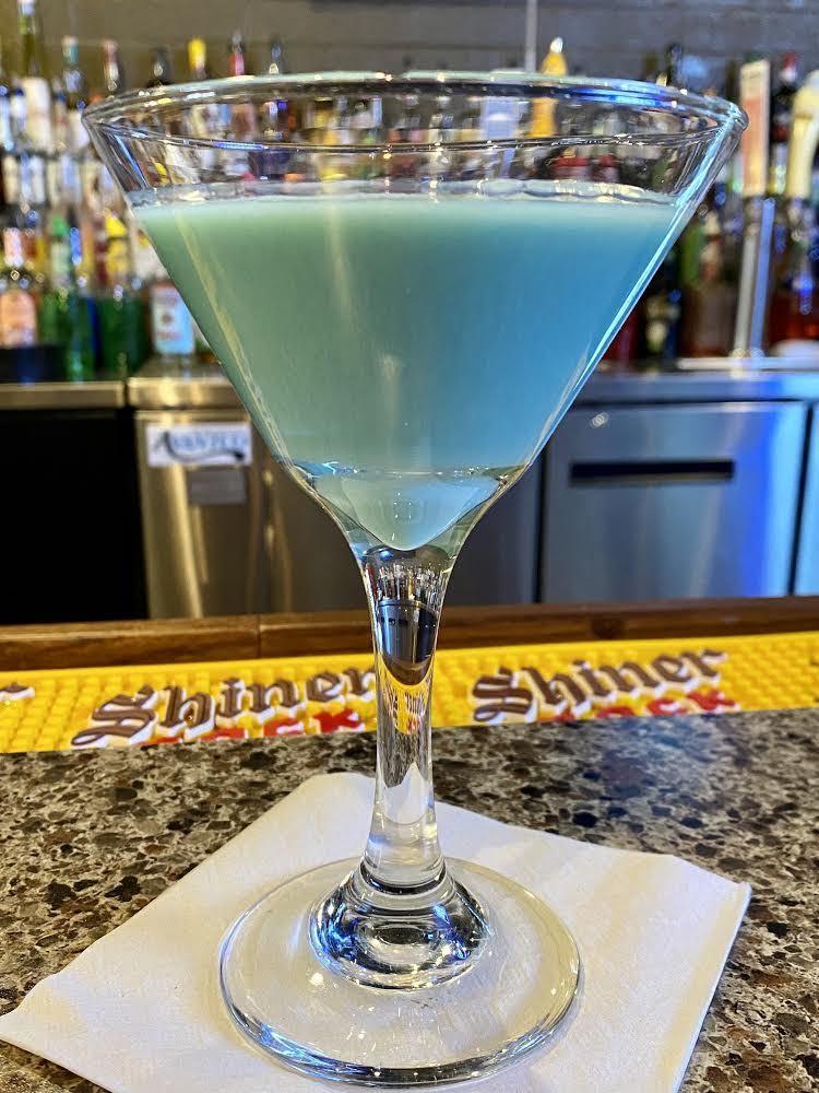 Minty Martini