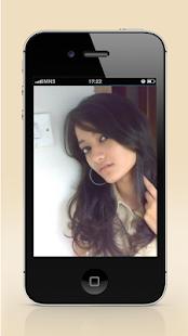 Canlı Sohbet Arap kızları Ekran Görüntüsü