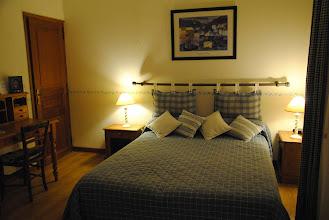 Photo: La chambre Océane.