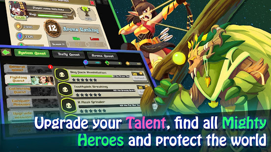 Legend Guardians – Mighty Heroes: Action RPG 9
