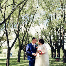 Wedding photographer Alena Kovaleva (AlenaKovaleva). Photo of 28.08.2017