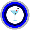 Nightlife & Bar Finder App icon