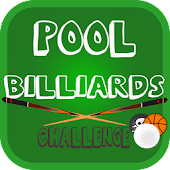 Pool Billiards Challenge