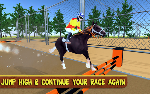 Racing Horse Championship 3D 2.2 Screenshots 2