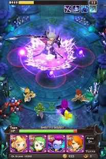 Hyper Heroes: Marble-Like RPG- screenshot thumbnail
