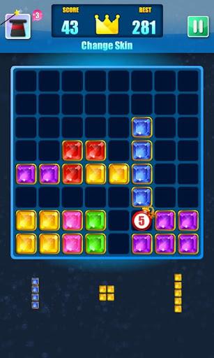 玩免費棋類遊戲APP|下載Block Puzzle Classic King app不用錢|硬是要APP