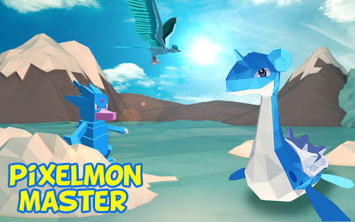 Pocket Pixelmon Master 1.0 screenshots 3