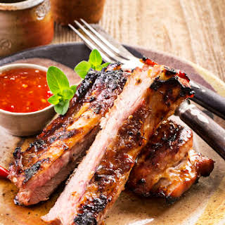 Texas Style Barbecue Sauce.