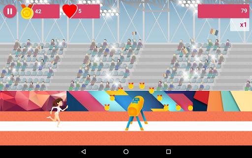Nadia's Perfect 10-Gymnastics 1.0.7 screenshots 5