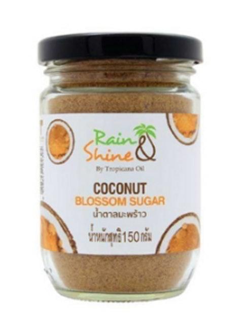 4. น้ำตาลมะพร้าว RAIN & SHINE