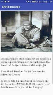 Shiridi Darshan - náhled