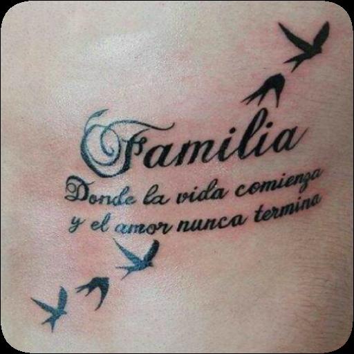 Tatuajes De Familia додатки в Google Play