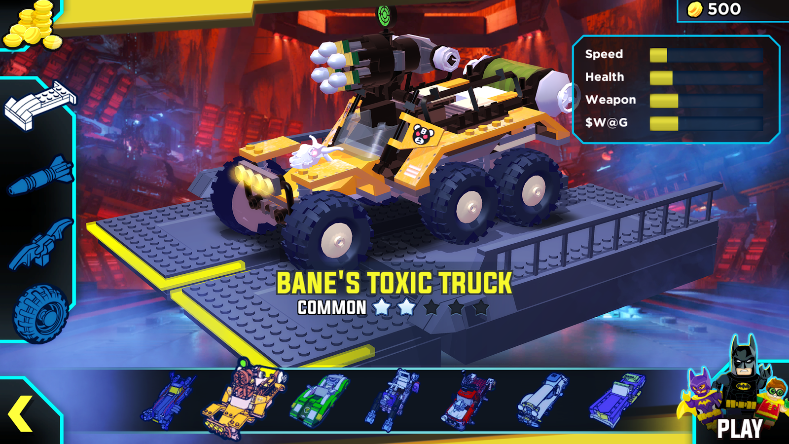 The LEGO® Batman Movie Game- screenshot